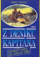 Z deníku kapitána - vodácký oddíl od jara do zimy
