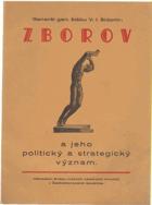 Zborov a jeho politický a strategický význam