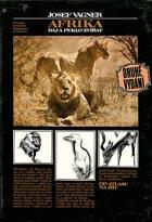 Afrika - ráj a peklo zvířat (od Atlasu na jih). Sv. 1