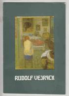 Rudolf Vejrych 1882-1939 - Katalog výstavy, Praha 1982