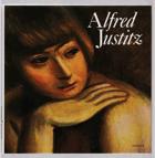 Alfred Justitz - monografie s ukázkami z malířského díla