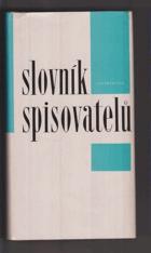 Slovník latinských spisovatelů