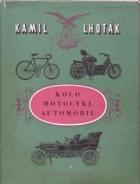 Kolo - motocykl - automobil