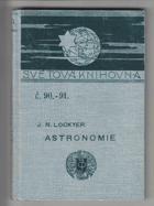 Astronomie VAZBA NENÍ ORIGINÁLNÍ