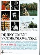 Dějiny umění v Československu, Stavitelství, sochařství, malířství