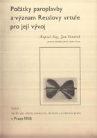 Počátky paroplavby a význam Resslovy vrtule pro její vývoj