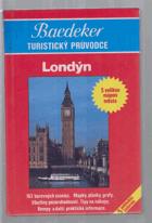 LONDÝN - turistický průvodce VČ. MAPY !!