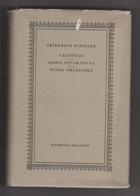 Valdštejn - Marie Stuartovna - Panna Orleánská