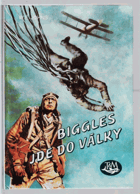 Biggles jde do války