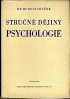Stručné dějiny psychologie
