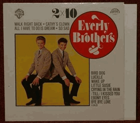 2 x 10 Everly brothers
