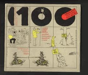 100 ilustrovaných přísloví v češtině, ruštině, němčině, angličtině, francouzštině, ...