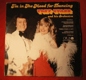 I´m in the mood for dancing