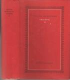Tragedie II. Král Lear, Antonius a Kleopatra, Koriolanus, Timon Athénský, Cymbelín