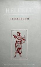 O české hudbě