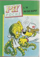 Pif Poche - Pif do kapsy - č.16  Zvěrolékaři