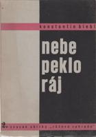 Nebe, peklo, ráj - Básně ... z let 1929-1930 v doplněném vydání