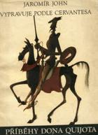 Příběhy dona Quijota - BEZ OBÁLKY A KARTONU !