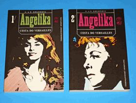 Angelika - Cesta do Versailles I-II.