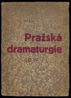 Pražská dramaturgie 1937