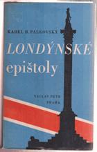 Londýnské epištoly 1940-1945 - stati a úvahy BEZ PŘEBALU