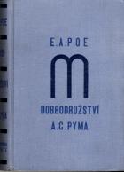 Dobrodružství A.G. Pyma a jiné povídky