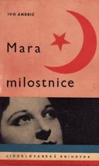 Mara milostnice a jiné povídky