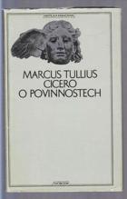 O povinnostech - rozprava o třech knihách věnovaná synu Markovi
