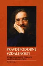 Pravděpodobné vzdálenosti - rozhovor Miloše Čermáka s Jaroslavem Hutkou
