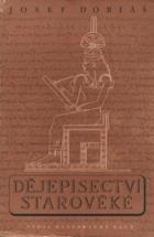 Dějepisectví starověké