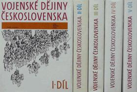 Vojenské dějiny Československa I - V