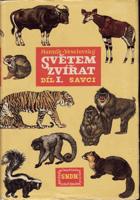 Světem zvířat 1. Savci