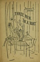 Three men in a boat - to say nothing of the dog