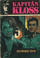 Kapitán Kloss č.4 - Sestřenice Edita