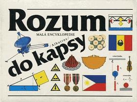 Rozum do kapsy - malá encyklopedie - pro čtenáře od 9 let