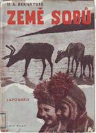 Země sobů Laponsko