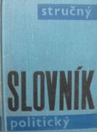 Stručný politický slovník