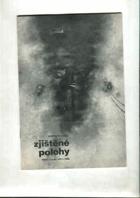 Zjištěné polohy (Výběr z tvorby 1971-1984)