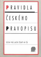 Pravidla českého pravopisu - školní vydání