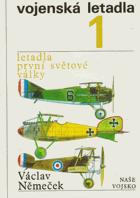 Vojenská letadla 1. sv. (Letadla první světové války)