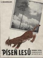 Píseň lesů - příběh rysa z divočiny šumavského pralesa KNIHA NEMÁ PAPÍROVÝ OBAL