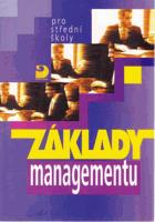 Základy managementu - pro střední školy