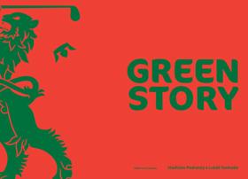 Green story - jedenáct příběhů z dějin českého golfu