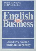 English on business - jazykový soubor obchodní angličtiny