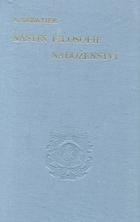 Nástin filosofie náboženství na základě psychologickém a historickém