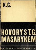 Hovory s T.G. Masarykem BEZ PAPÍR. OBALU