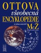 Ottova všeobecná encyklopedie ve dvou svazcích I.- A-L; II.- M-Ž