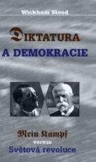 Diktatura a demokracie - Adolf Hitler - Mein Kampf vs. T.G. Masaryk - Světová revoluce
