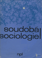 Soudobá sociologie I.