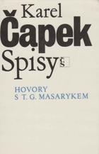 Hovory s T. G. Masarykem TGM CHYBÍ OBAL!!!!
